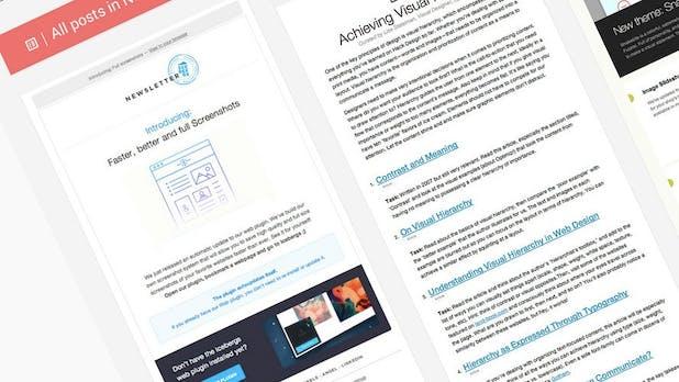 Richtig schöne E-Mails: Diese Website zeigt inspirierende Beispiele