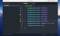 GutterColor für Sublime 3: Geniales Plugin zeigt dir CSS-Farben direkt im Quelltext an