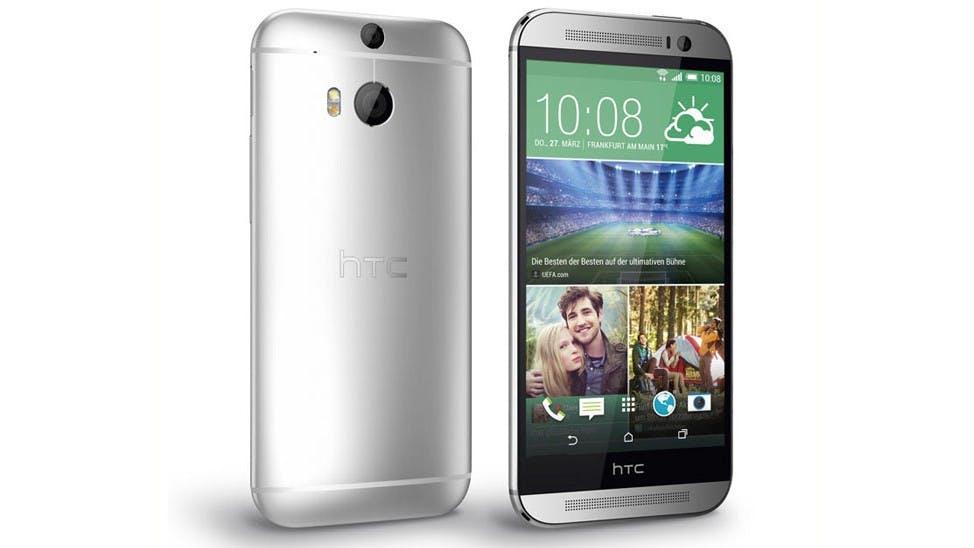 HTC One (M8): Das schicke Flagschiff mit innovativer Doppelkamera