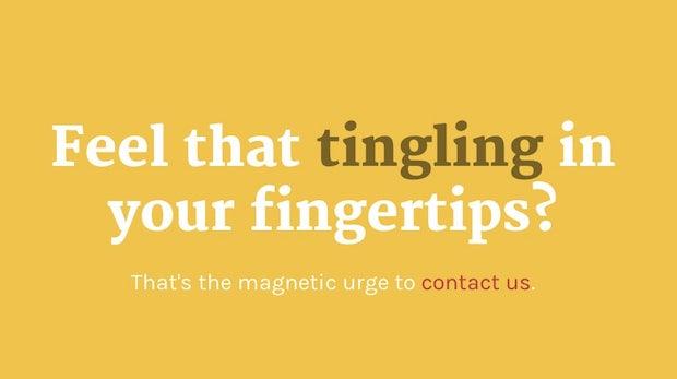 10 inspirierende Beispiele für tolle Kontaktseiten | t3n – digital ...