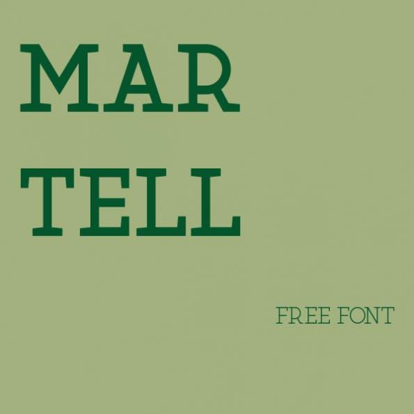 Martell Font
