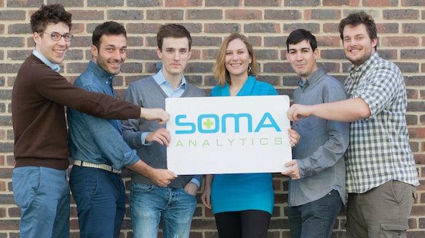 Mit Bits gegen Stress – SOMA Analytics bietet App-Frühwarnsystem für Firmen [CeBIT 2014]