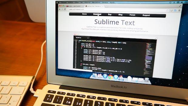 Sublime Text: Die besten Themes für die besten Entwickler