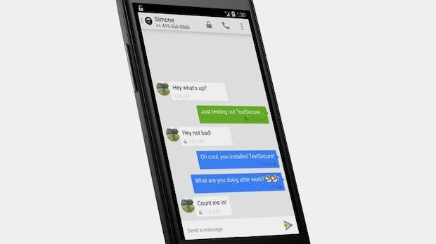 Sichere Alternative zu WhatsApp: Das kann der Open-Source-Messenger TextSecure
