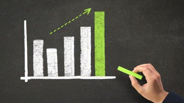 Content-Marketing: Das Ziel ist stetiges Wachstum. (Foto: © Stauke - Fotolia.com)