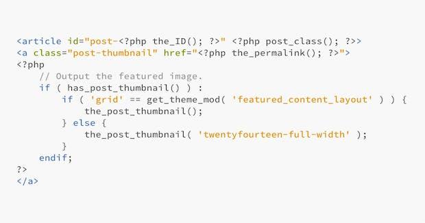 WordPress auf dem Seziertisch: Welche Funktionen du kennen musst, um ein eigenes WordPress-Theme zu erstellen