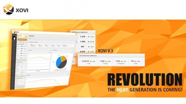 "Xovi: Die neue ""Revolution"". (Screenshot: xovi.net)"
