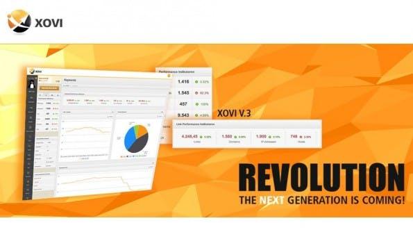 "Xovi: Die neue ""Revolution"". (Screenshot: xovi.net)"
