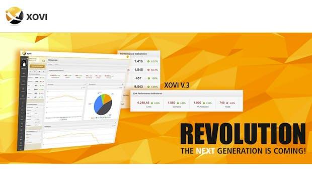 SEO-Tool Xovi mit großem Update: So präsentiert sich die neue Version