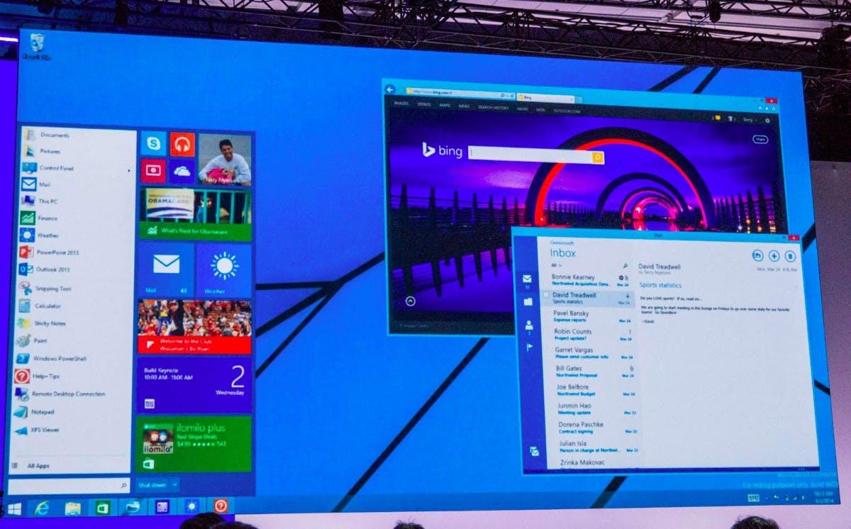Microsoft: Leak liefert Details zu Windows 9 und neuem Cloud-Betriebssystem