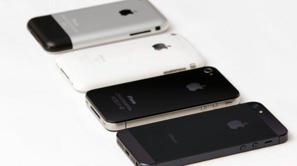 Apple Store: Beim Kauf eines neuen iPhones könnt ihr Geld für euer altes Gerät bekommen. (Bild:  Yutaka Tsutano / Flickr Lizenz: CC BY 2.0)