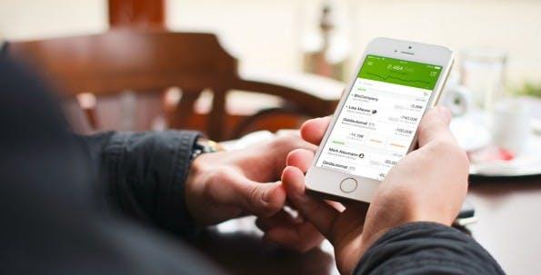 Avuba baut ein Girokonto speziell für Smartphone-Anwender. (Foto: Avuba)