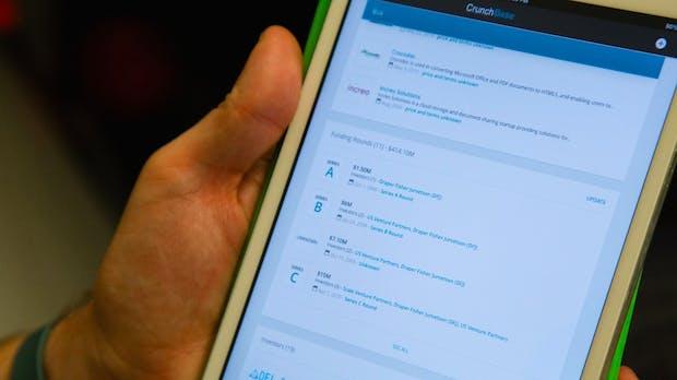 Crunchbase erfindet sich neu: Mächtige Startup-Datenbank mit großem Relaunch
