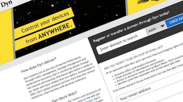 Beliebter DynDNS-Dienst Dyn.com stellt seinen kostenlosen Service ein