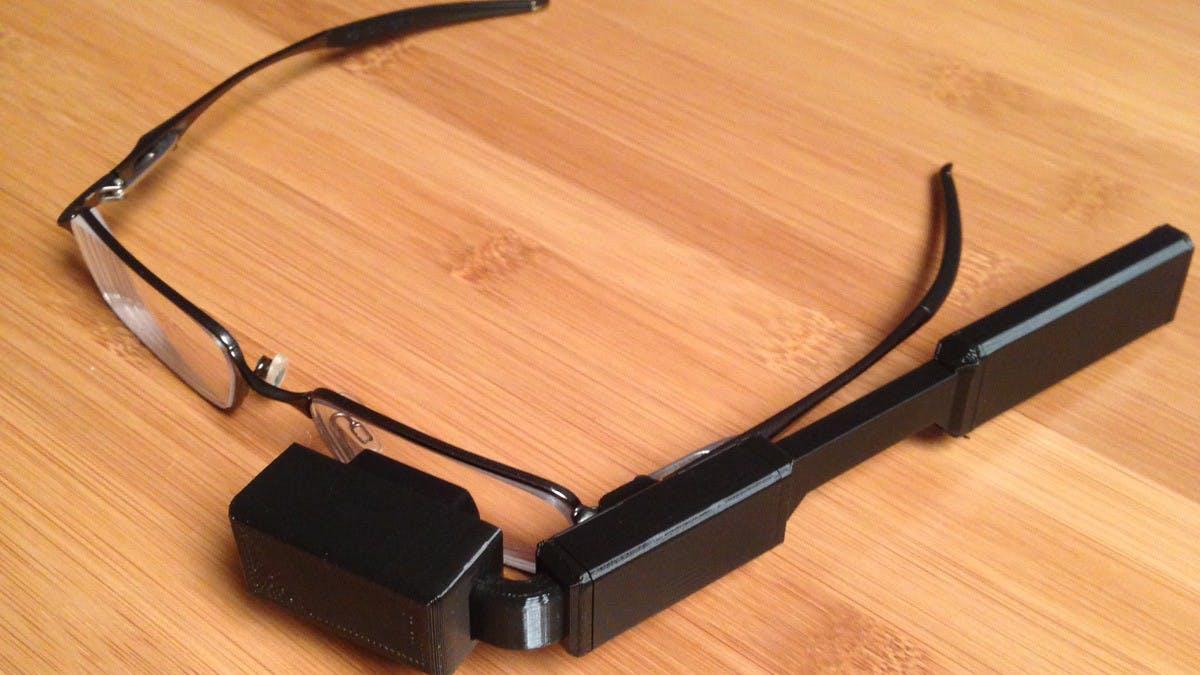 Adafruit Video Glasses