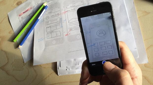 iOS: Marvel macht aus Skizzen klickbare App-Prototypen