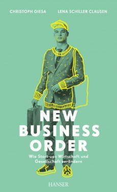 """Cover des Buchs """"New Business Order"""""""