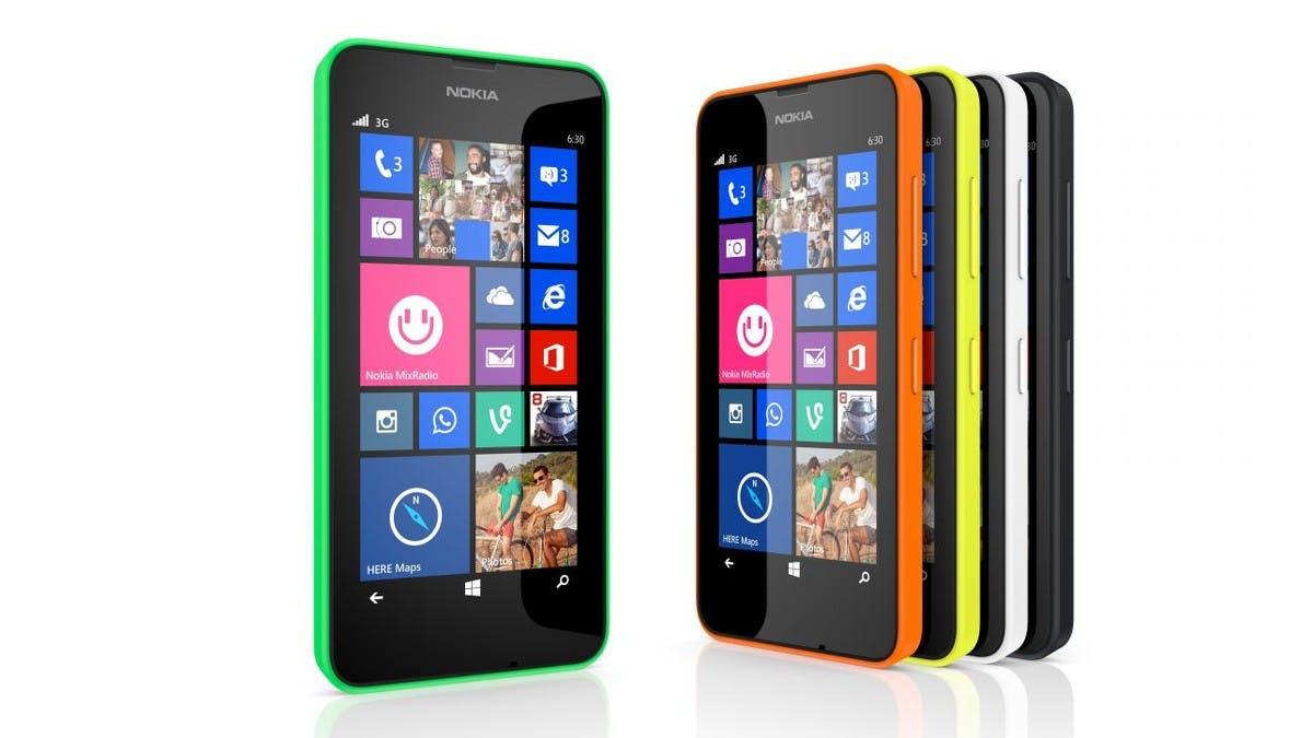 Nokia Lumia 630 und 635: Einsteiger-Smartphones mit Windows Phone 8.1 und Quadcore-Prozessor