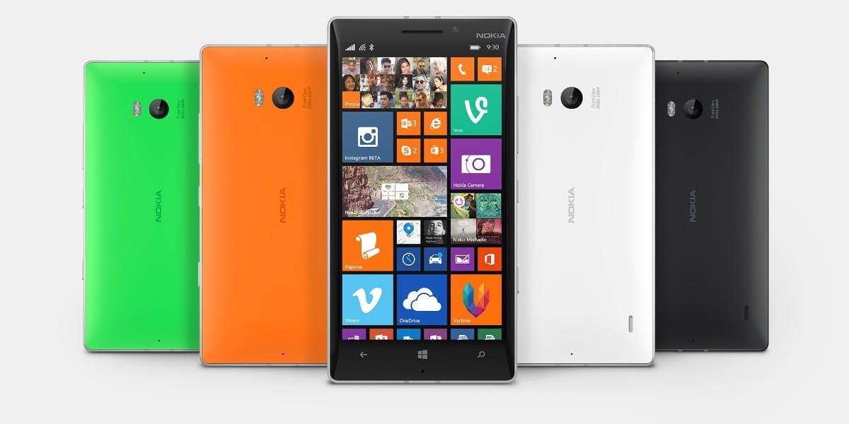 Nokia Lumia 930: Flaggschiff-Smartphone erstmals mit Windows Phone 8.1