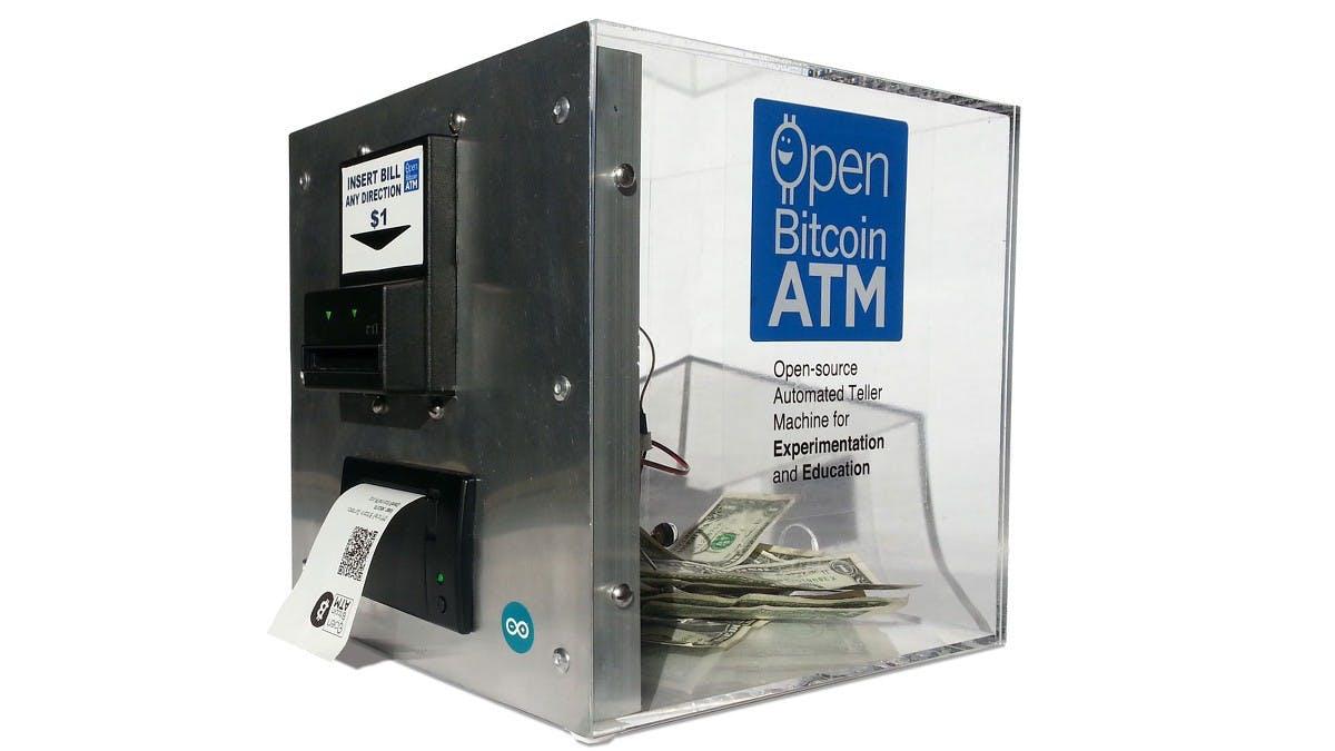 f4a107031c Kryptowährung für alle – Bitcoin-Automaten zum Selberbauen