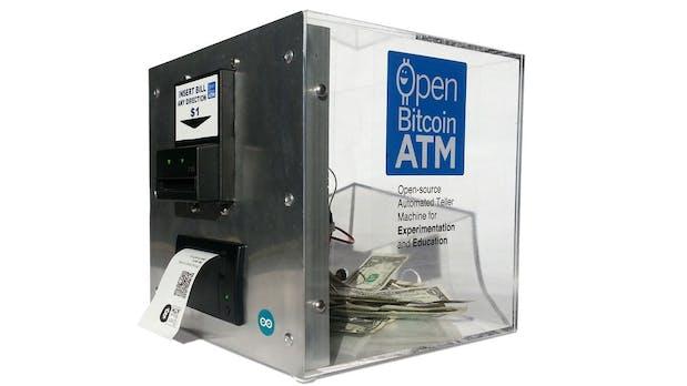 Kryptowährung für alle – Bitcoin-Automaten zum Selberbauen
