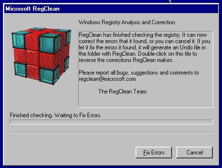 regclean