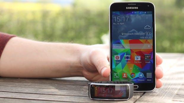 Samsung Galaxy S5 im Test: Top-Smartphone mit Abzügen in der B-Note