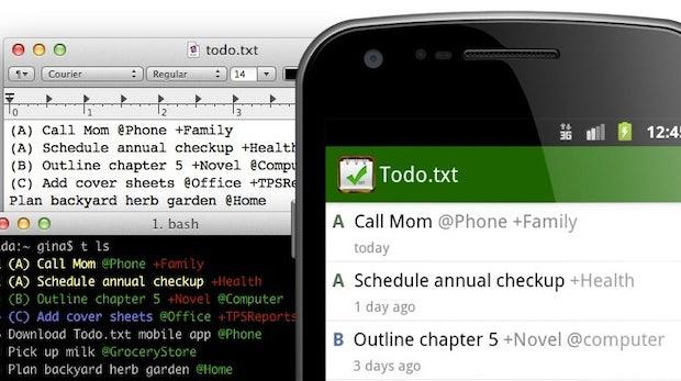 Todo.txt: Geniales To-Do-Listen-Tool für Kommandozeilenliebhaber