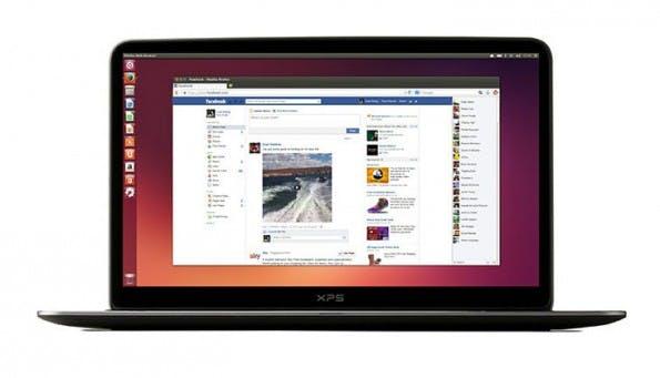 So sieht Ubuntu aus. (Screenshot: Ubuntu)