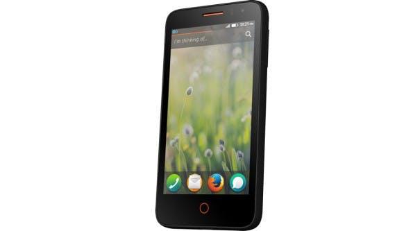 Mozilla Flame: Das Referenz-Smartphone für Firefox OS soll 170 US-Dollar kosten. (Bild: Mozilla)