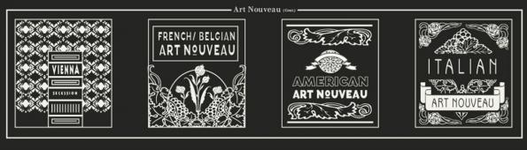 Grafikdesign_Poster_Art_Nouveau