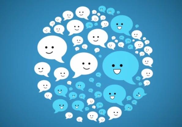 Viele Stimmen an einem Ort: Atlassian öffnet HipChat-Messenger für unbegrenzte Teilnehmer-Zahl. (Bild: HipChat)