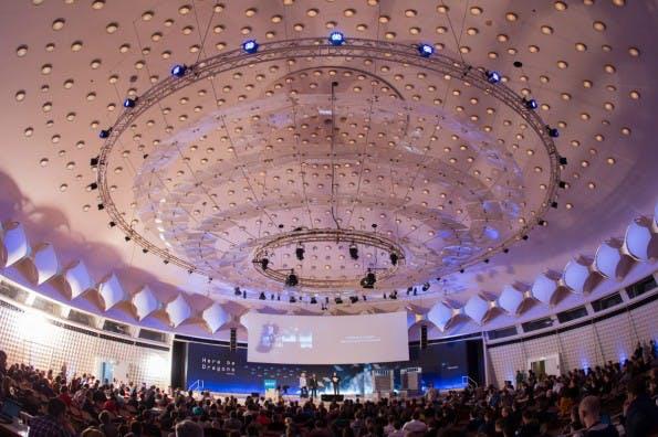 Berlin, das war mal: Von September an findet die Next-Konferenz in Hamburg als Teil des Reeperbahn-Festivales statt. (Foto: Next)