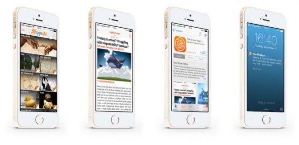 Blappsta wandelt WordPress-Blogs in iOS- und Android-Apps um. (Screenshot: Blappsta)