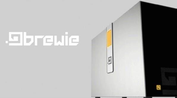 Brewie, der Bierbrauautomat für die Küche. (Screenshot: t3n/YouTube)