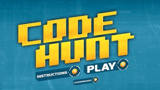 Code Hunt von Microsoft: Neues Game, um Programmieren zu lernen