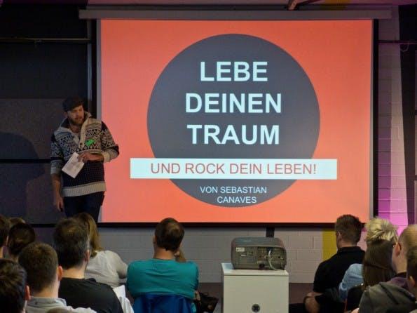 Auf der ersten DNX im betahaus in Berlin ging es um viele für angehende digitale Nomaden interessante Themen.