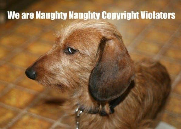 Nach heutigem Urheberrecht sind wir alle Copyright-Piraten. Foto: Stacey~ –  via flickr , Lizenz   CC BY-ND 2.0