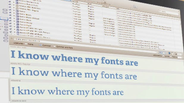 Font Case, FontExplorer, Suitcase Fusion und Co.: 5 Tools, um deine Schriftarten zu managen