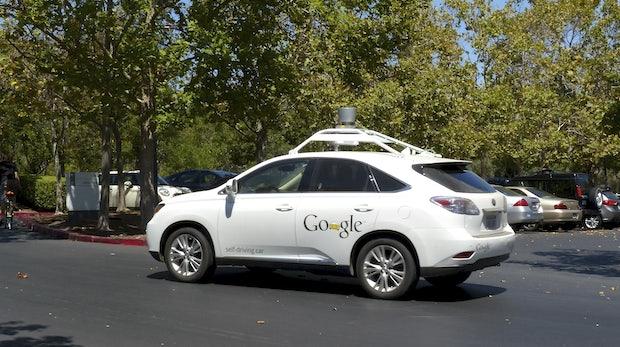 Bisher schwerster Unfall mit autonomen Auto von Google