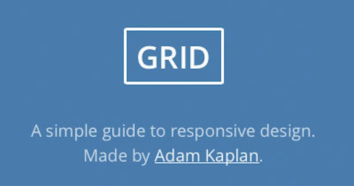 grid eine einfache einf hrung in responsive webdesign t3n. Black Bedroom Furniture Sets. Home Design Ideas