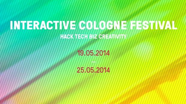 Interactive Cologne Festival: Der kreative Schmelztiegel für Macher, Entdecker und Querdenker [Ticketverlosung]