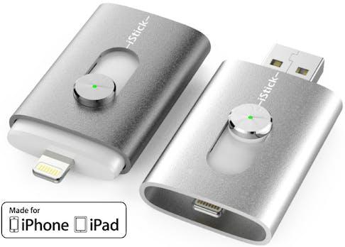 iStick: Externer Speicherstick für iPhone und iPad