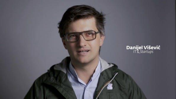 Danijel Višević. (Screenshot: Krautreporter)
