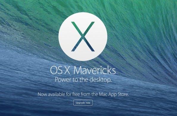 Das Update auf OS X 10.9.3 findet sich sowohl im App Store als auch im Download-Bereiche auf der Apple-Website. (Bild: Apple)