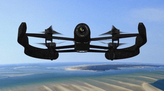 Parrot Bebop: Neue Drohne setzt auf HD-Kamera, GPS und Oculus Rift