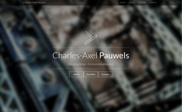 Charles-Axel Pauwels