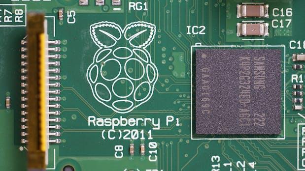Plötzlich Raspberry Pi – und jetzt? Die ersten Schritte mit dem Minicomputer