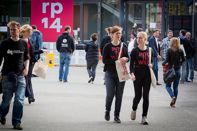 """Web-Konferenz re:publica 2014 startet: """"Es ist unser Netz, lasst es uns gemeinsam zurück erkämpfen"""" [#rp14]"""