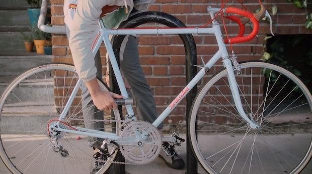 Skylock: Hightech-Fahrradschloss von Ex-Boeing- und Jawbone-Ingenieuren